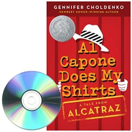 Al Capone Does My Shirts - Book and CD E521