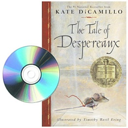 Tale of Despereaux - Book and CD E570