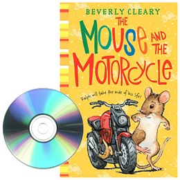 Mouse and the Motorcycle - Book and CD E580