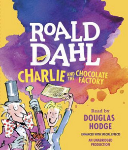Charlie and the Chocolate Factory (Audio Book on CD) CD0132