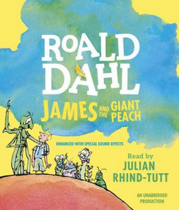 James and the Giant Peach (Audio Book on CD) CD0170
