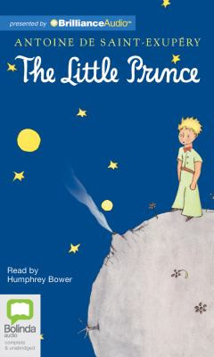 Little Prince (Audio Book on CD) CD0063W