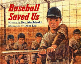 Baseball Saved Us B0964