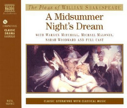 Midsummer Night's Dream (Audio Book on CD) CD2684
