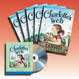 Charlotte's Web (Audio Set) AS0023