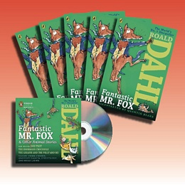 Fantastic Mr. Fox (Audio Set) AS0033