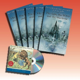Lion, Witch and the Wardrobe (Audio Set) AS0060