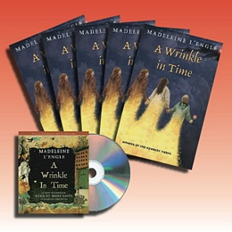 Wrinkle in Time (Audio Set) AS0119