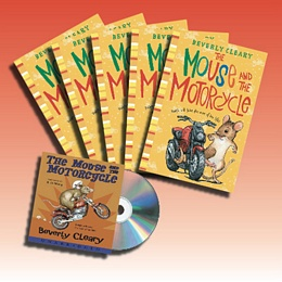 Mouse and the Motorcycle (Audio Set) AS0181