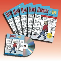 Harriet the Spy (Audio Set) AS0276