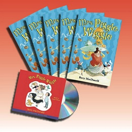 Mrs. Piggle-Wiggle (Audio Set) AS0298