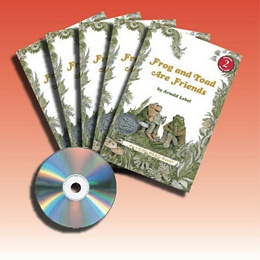 Frog and Toad are Friends (Audio Set) AS0363
