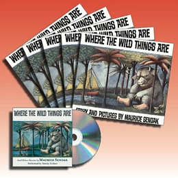 Where The Wild Things Are (Audio Set) AS0422