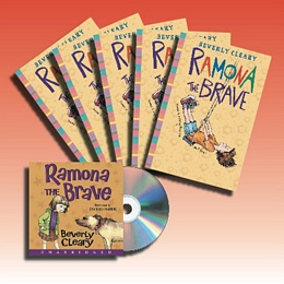 Ramona the Brave (Audio Set) AS0565