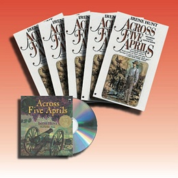 Across Five Aprils (Audio Set) AS0984