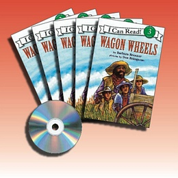 Wagon Wheels (Audio Set) AS1321