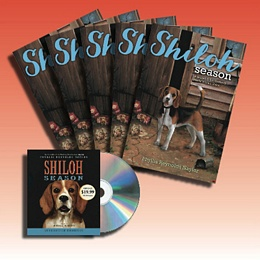 Shiloh Season (Audio Set) AS3120