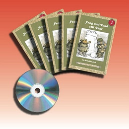 Frog and Toad All Year (Audio Set) AS3409