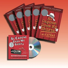 Al Capone Does My Shirts (Audio Set) AS3762