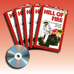 Hill of Fire (Audio Set) CDS1324