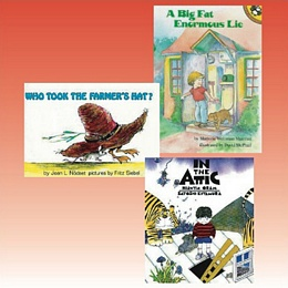 Classroom Library Grade 1 - Collection 1 CL1
