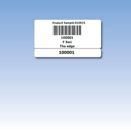 Smart Barcode Label - Attached CS6A