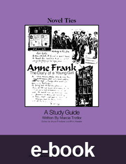 Anne Frank: Diary of a Young Girl (Novel-Tie eBook) EB0008