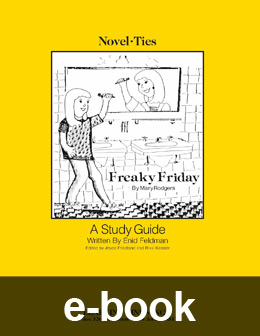 Freaky Friday (Novel-Tie eBook) EB0034