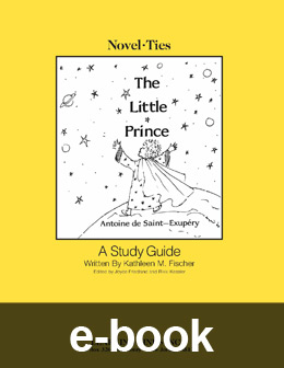 Little Prince (Novel-Tie eBook) EB0063