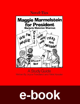 Maggie Marmelstein for President (Novel-Tie eBook) EB0067