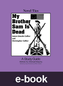 My Brother Sam is Dead (Novel-Tie eBook) EB0069