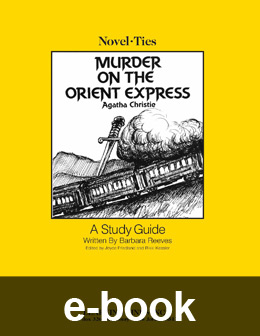 Murder on the Orient Express (Novel-Tie eBook) EB0072