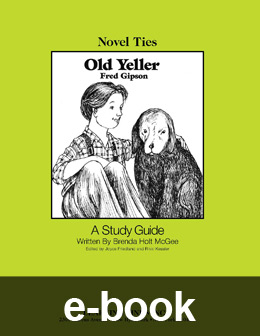 Old Yeller (Novel-Tie eBook) EB0077