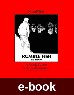 Rumble Fish (Novel-Tie eBook) EB0090