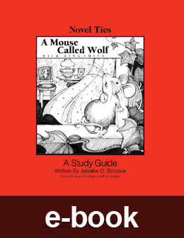 Mouse Called Wolf (Novel-Tie eBook) EB0135