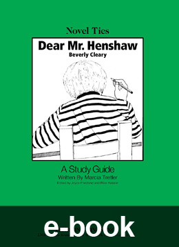 Dear Mr. Henshaw (Novel-Tie eBook) EB0141