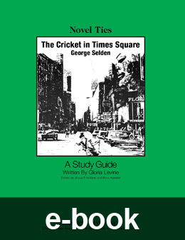 Cricket in Times Square (Novel-Tie eBook) EB0229