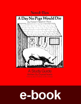 a review of the novel a day no pigs would die by robert newton peck Around the world in eighty days (french: le tour du monde en quatre-vingts jours) is an adventure novel by the french writer jules verne, published in 1873.