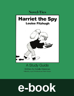 Harriet the Spy (Novel-Tie eBook) EB0276