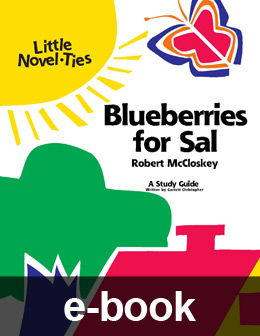 Blueberries for Sal (Little Novel-Tie eBook) EB0331