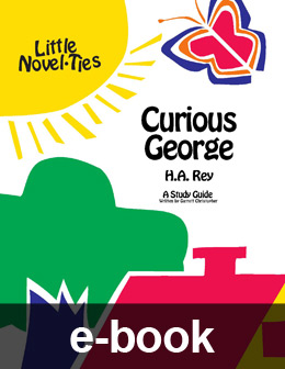 Curious George (Little Novel-Tie eBook) EB0345