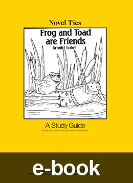 Frog and Toad are Friends (Novel-Tie eBook) EB0363