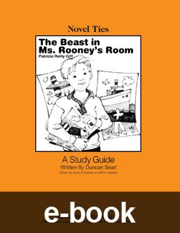 Beast in Ms. Rooney's Room (Novel-Tie eBook) EB0475