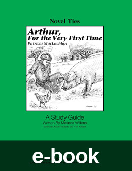 Arthur, for the Very First Time (Novel-Tie eBook) EB0522