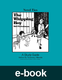 Whipping Boy (Novel-Tie eBook) EB0576