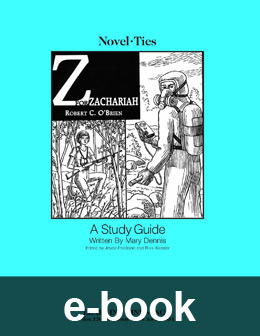 Z for Zachariah (Novel-Tie eBook) EB0582