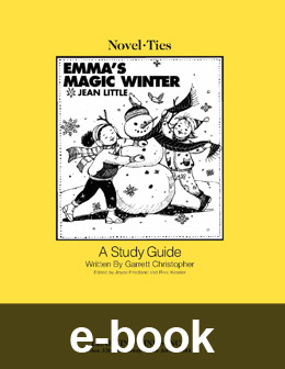 Emma's Magic Winter (Novel-Tie eBook) EB0681