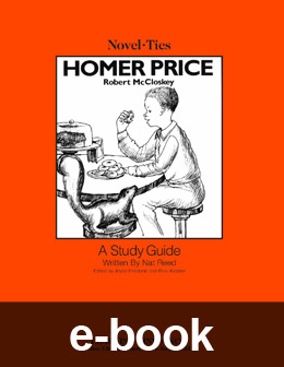 Homer Price (Novel-Tie eBook) EB0692