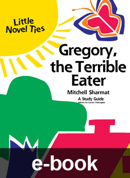 Gregory, the Terrible Eater (Little Novel-Tie eBook) EB0704