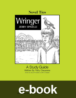 Wringer (Novel-Tie eBook) EB0762